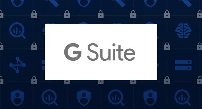 Le RGPD pour les clients G Suite