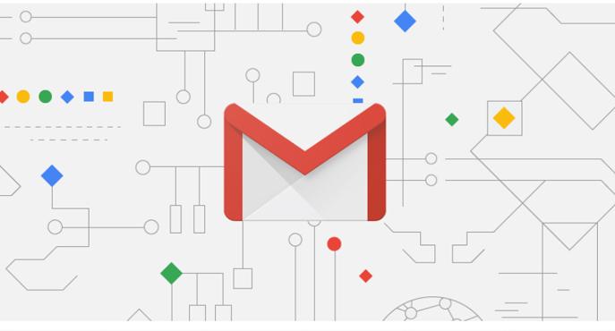 Gmail nouveau design