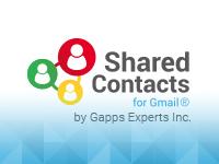 Nouveauté : contacts partagés disponibles pour iPhone et Outlook