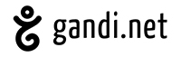 Gandi_logo_black
